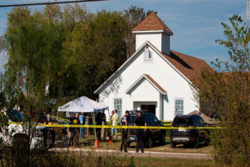 26 people killed in shooting at Texas church