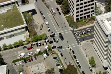active shooter at YouTube's headquarter California